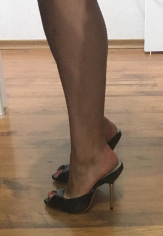 982b5e38f Сексуальные сабо (босоножки, шлепки) на высоком каблуке, цена - 500 ...