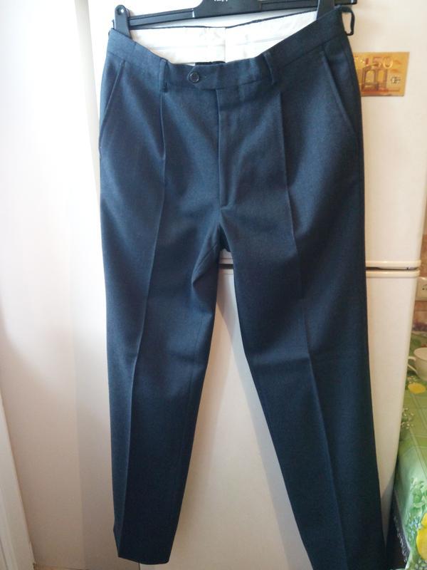 c7b856d718d4 Мужские синие брюки,италия (Италия) за 100 грн.