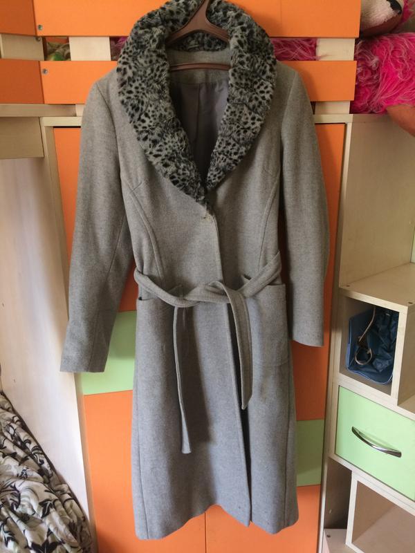 Брендовое шикарное кашемировое пальто1 ... 1cbf1f2789d10