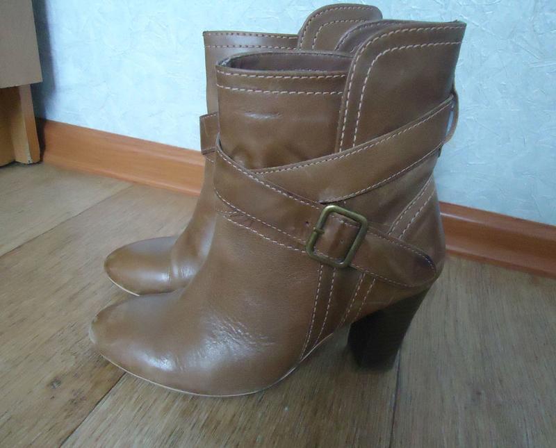 ff3daec41 Качество! кожа! стильные ботинки ботильоны, р.36 код f36631 фото ...