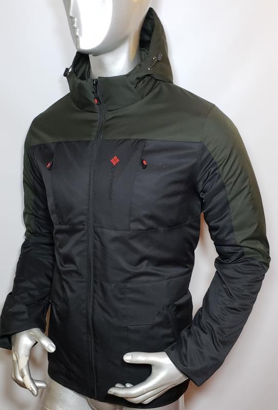 1c57c939 Куртка ветровка мужская весна осень водоотталкивающа, цена - 940 грн ...