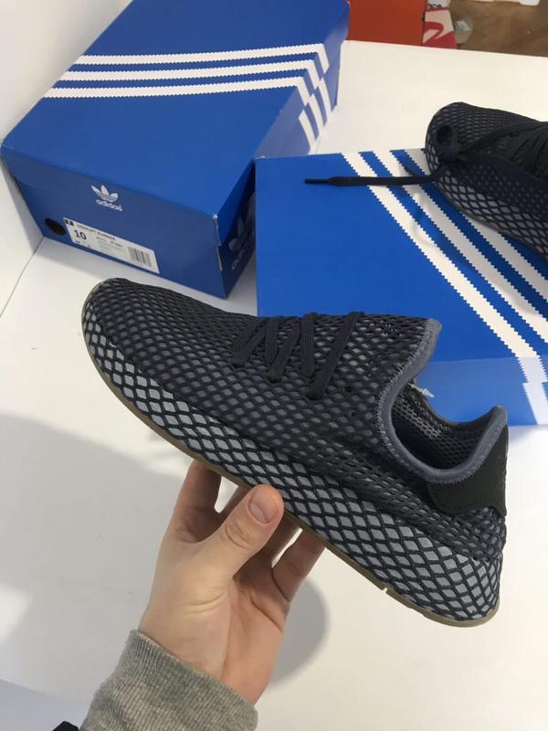 40ee208f002042 Чоловічі кросівки deerupt runner b41772 Adidas, цена - 1940 грн ...