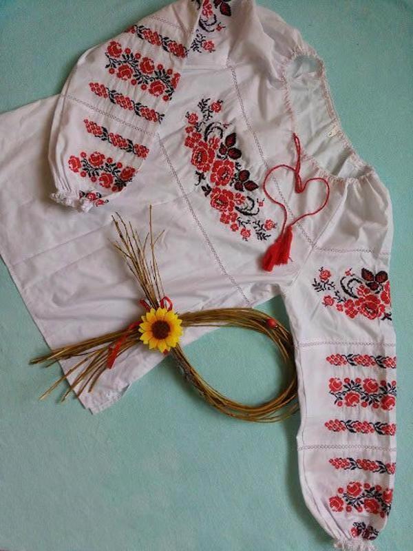 c34e6cc32b6edd Вишиванка, вишита сорочка (вышитая рубашка), цена - 280 грн ...