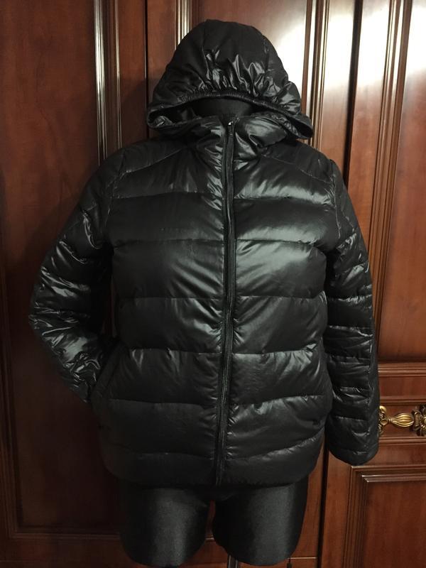 e215c9d4d1ab22 Куртка стильная, короткая, легкая, 100% утиный пух City Classic ...