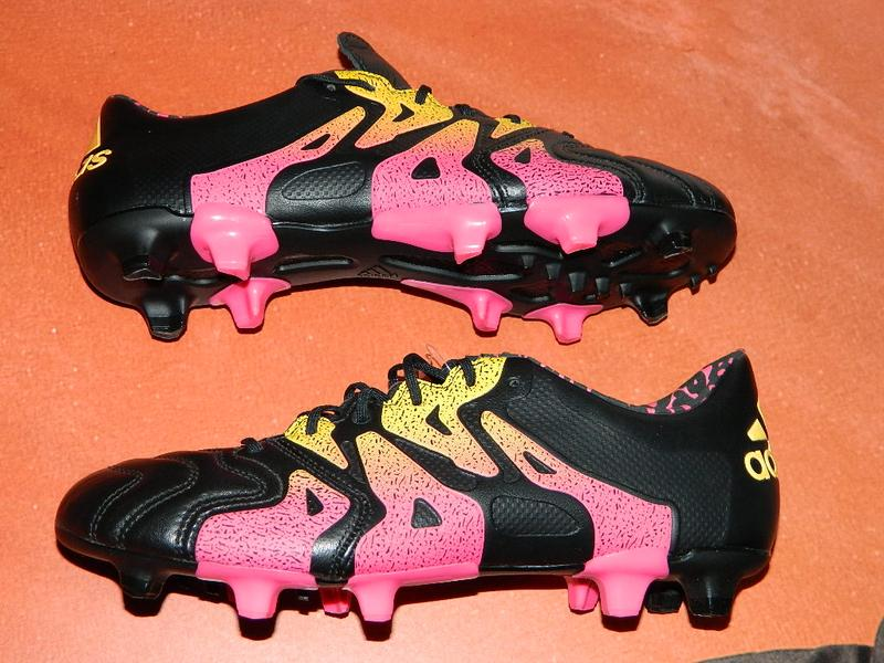 a6ea8938 ... Бутсы для игры в футбол муж. adidas x 15.1 fg leather (арт. aq5791 ...