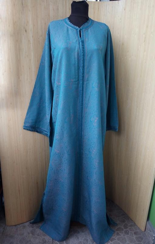 b36ceee462f Марокканский кафтан   длинное платье   абая l xl Ручная Работа