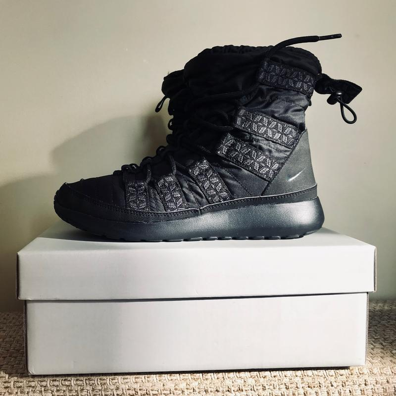 e047dfb6 Утепленные зимние кроссовки/ботинки nike Nike, цена - 750 грн ...