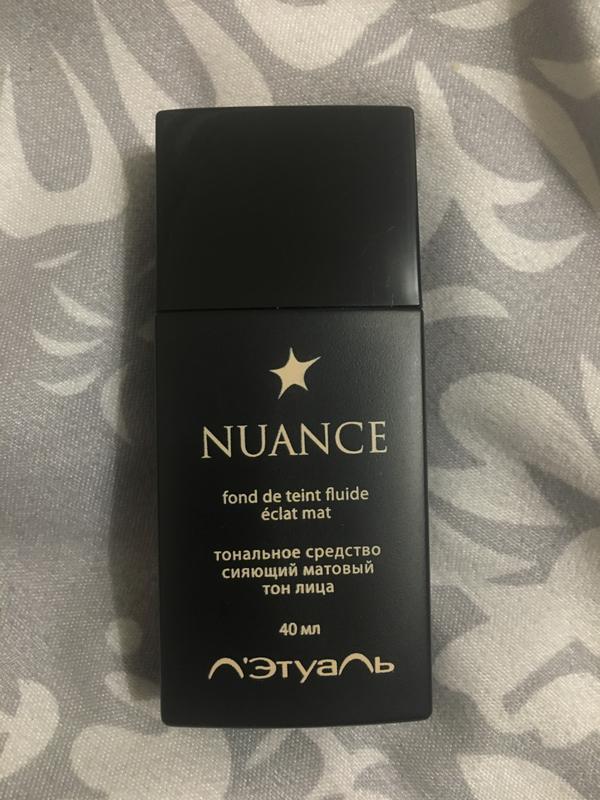 тональный крем в парфюмике