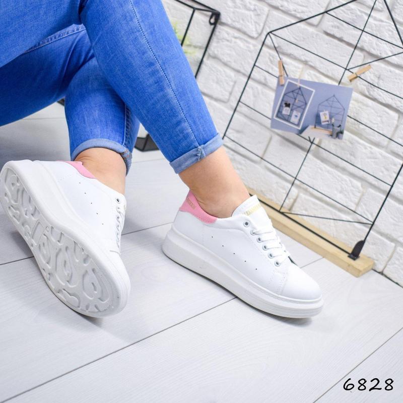 72d45cfc ... пудра1 фото · Новинка кроссовки кеды женские mq белый + пудра2 фото ...