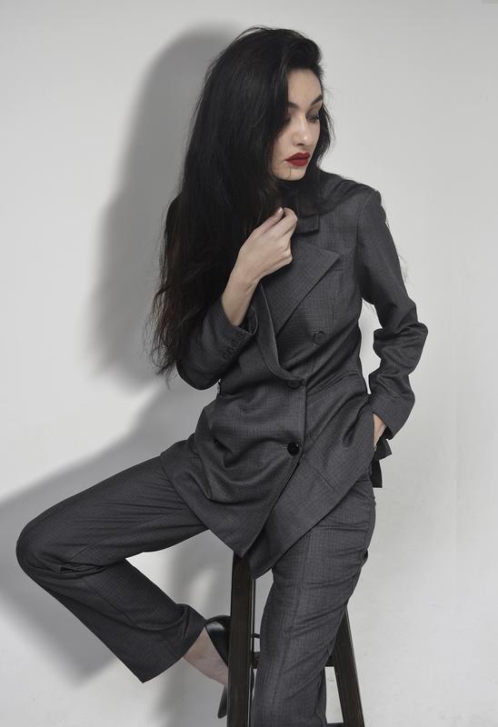 a9b694be78fb Классический строгий брючный костюм, цена - 1500 грн, #20969784 ...