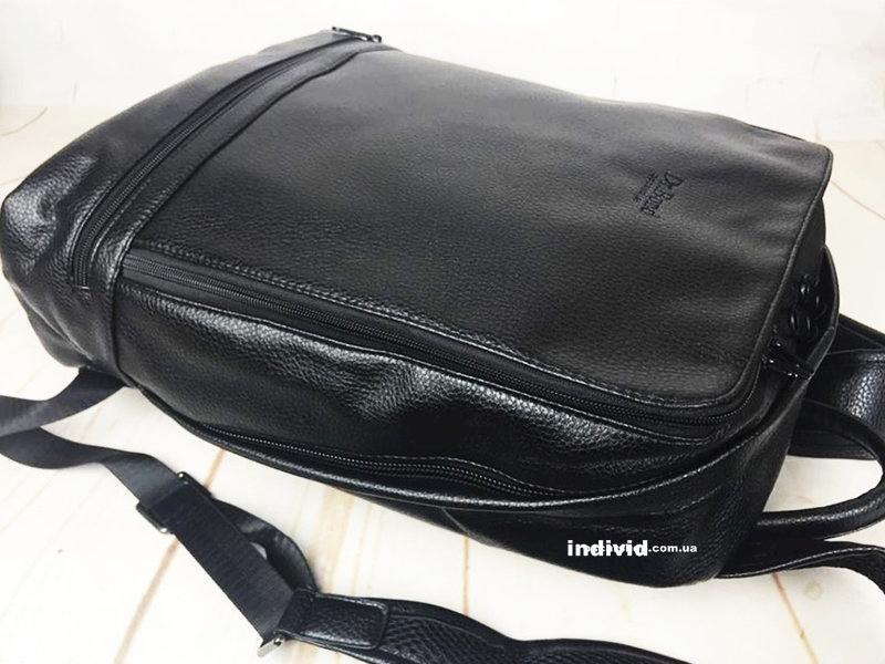 4fa92034a972 ... Мужская сумка портфель bond для ноутбука. кожаный мужской рюкзак бонд.5  фото