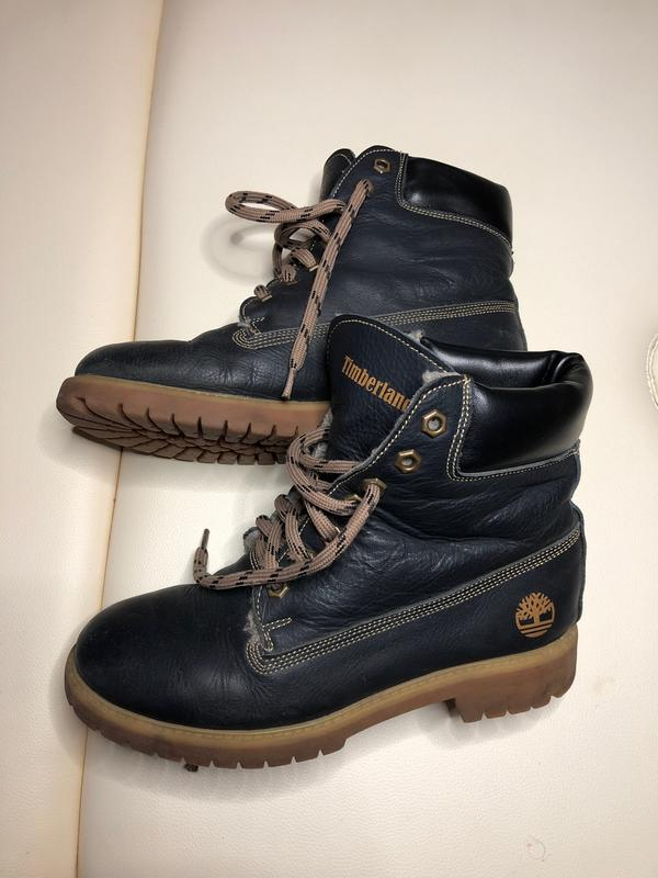 Ботинки зима timberland 38p кожа Timberland e3db28c9a68ee