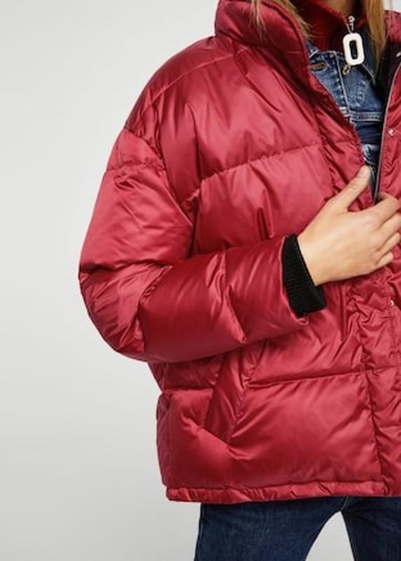 626c80bec90afd Mango куртка - пуховик оверсайз м- l размер . новая с бирками курточка .  стильная ...