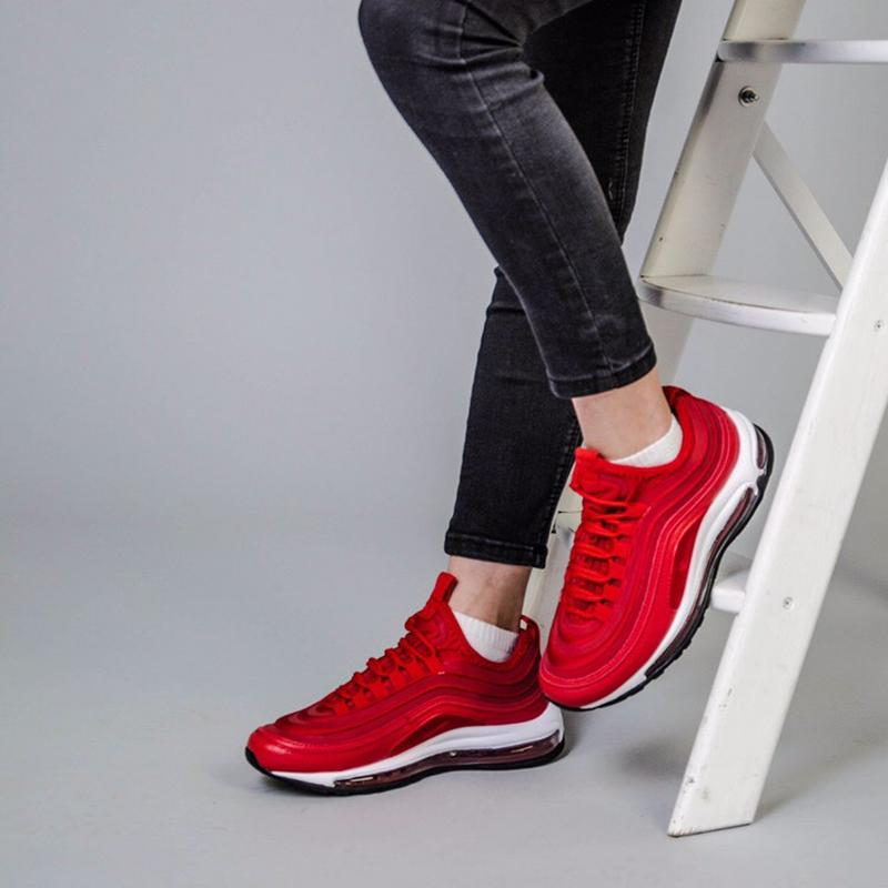 33b2f574 Кроссовки женские nike air max 97 red Nike, цена - 1499 грн ...