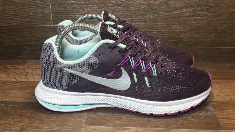 f0093ada Кроссовки для бега nike zoom winflo 2 flash Nike, цена - 699 грн ...