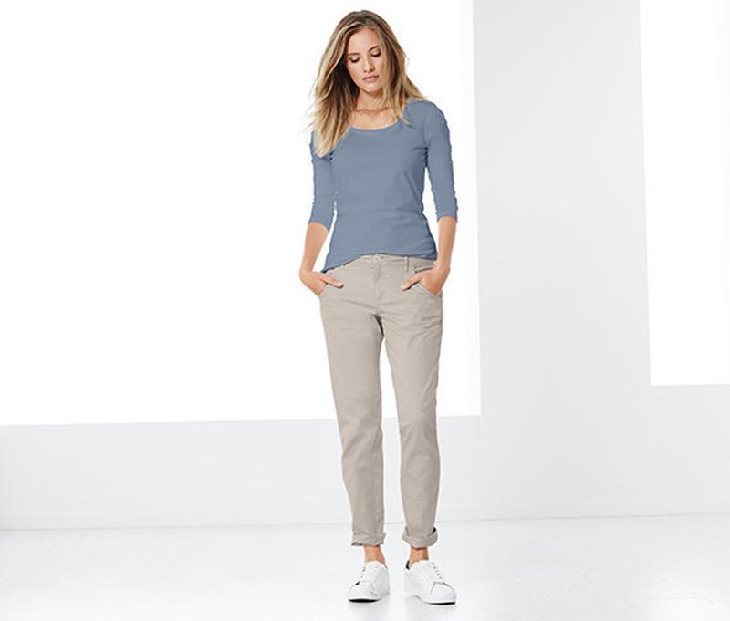 0d27cb2658c2 Женские светлые брюки tcm tchibo германия (Tcm Tchibo) за 253 грн.