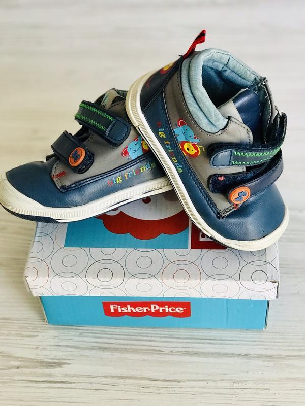 fc4ad4c95 Демисезонные ботинки fisher price, размер 23, цена - 250 грн ...