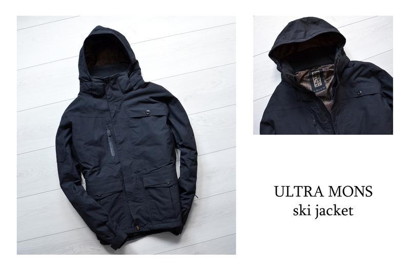 Ultra mons ski jacket мужская лыжная куртка, цена - 1000 грн, #21187621, купить по доступной цене | Украина - Шафа