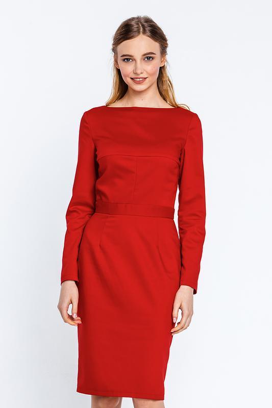 7495c44cba6 Красное платье на взлёт) Musthave