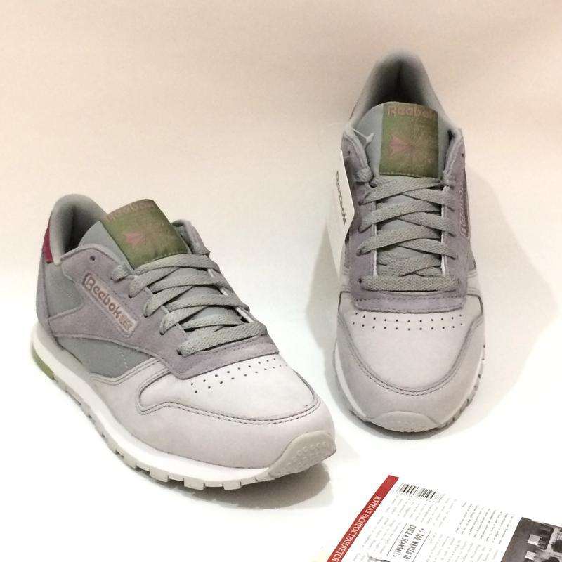 5288af6d Оригінал. нові жіночі кросівки reebok classic leather. cn4025.1 фото ...