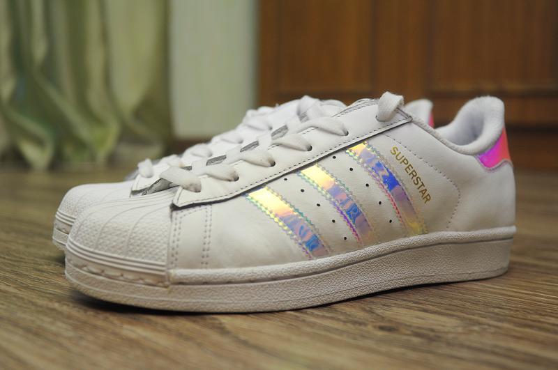 100% authentic 8c6f7 3322f Кроссовки adidas superstar hologram (адидас суперстары) (Adidas) за 699  грн. | Шафа