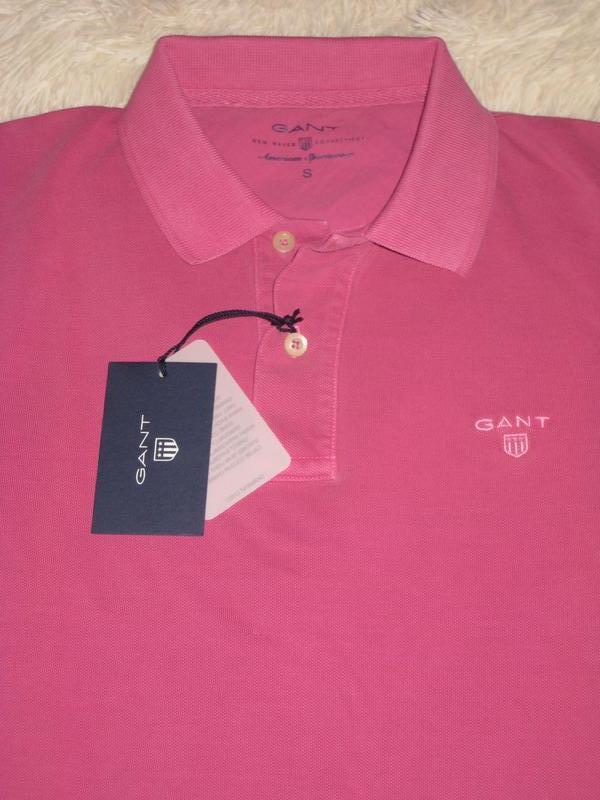82b4d693a460b Поло gant sunbleached piques rugger Gant, цена - 249 грн, #21303217 ...