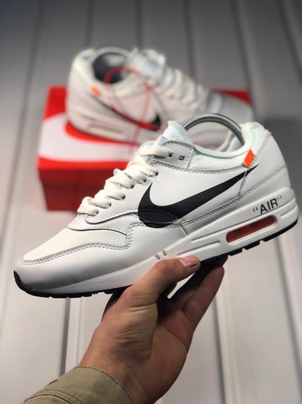 f57dbd67 Шикарные мужские кроссовки nike air max 90 off white Nike, цена ...