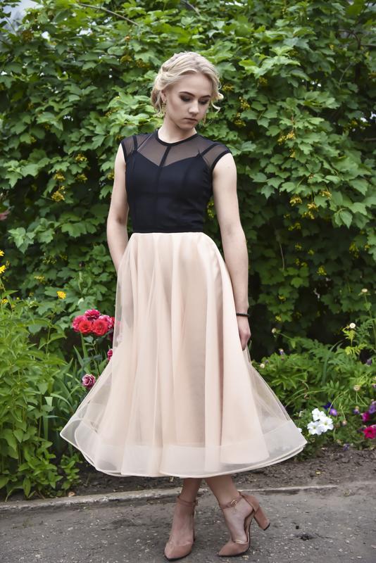 1b84cd96c8b Вечернее выпускное платье1 ...