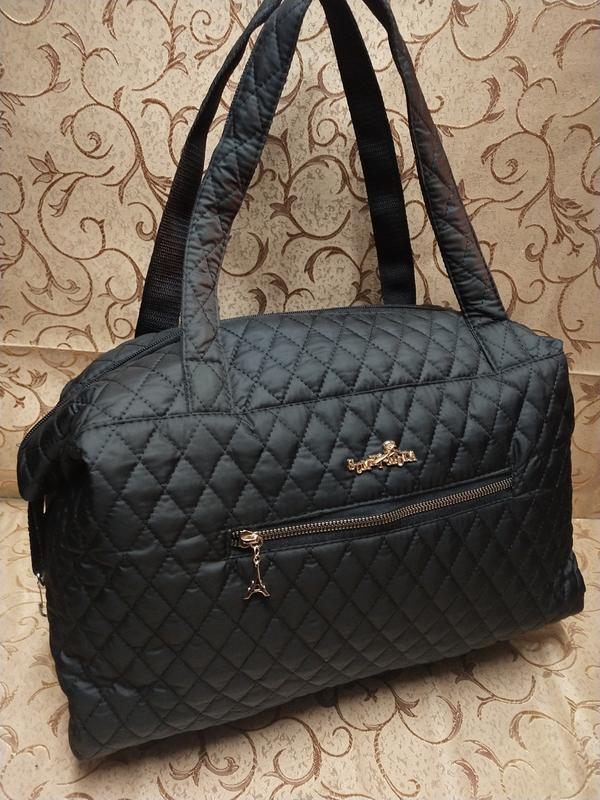 08e7c5a2 Женские сумка стеганная сумки-мода стильная/сумка женская дутики  спортивная1 ...