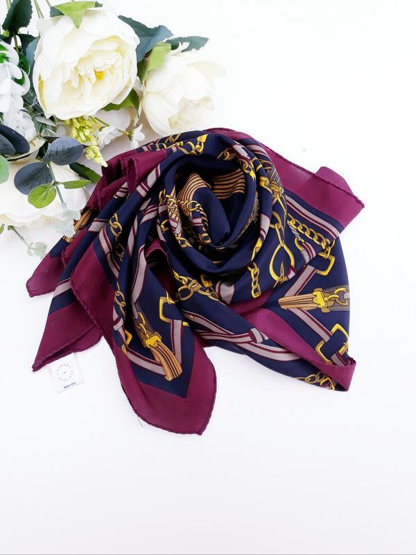 0c04298e7806 Шелковый платок стильный женский платок натуральный шелк италия (Country  Casuals) за 110 ...