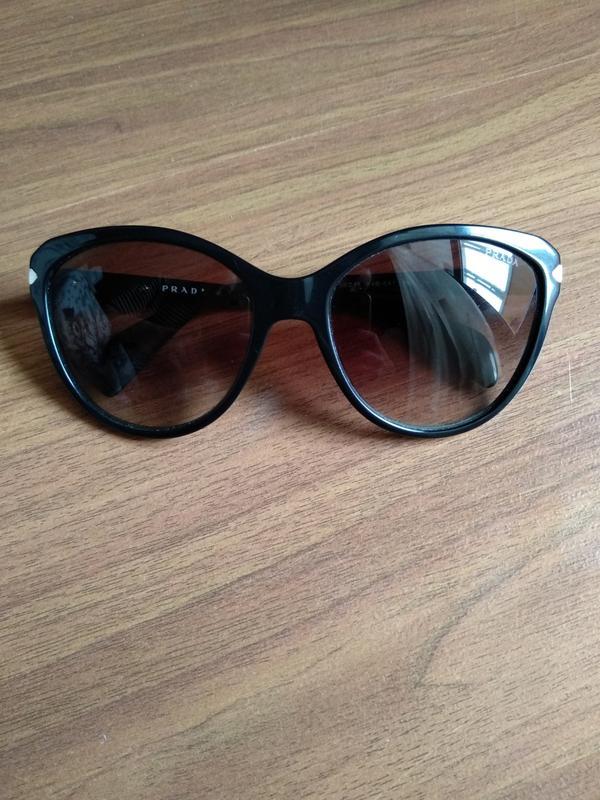 2859d3806c24 Скидка!!солнцезащитные очки prada оригинал! очки летние от солнца,  брендовые италия1 фото ...