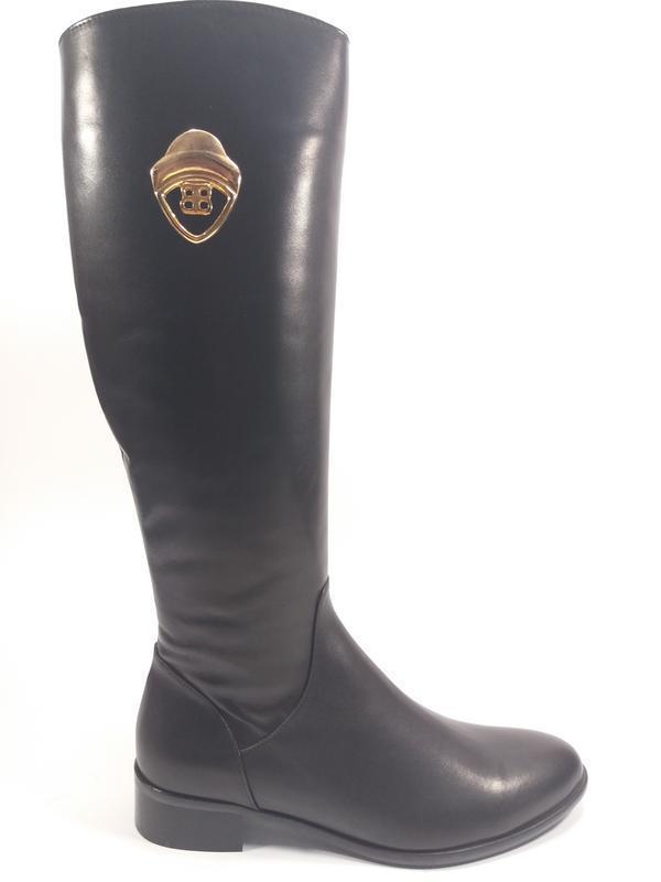 691aebe12374 Женские кожаные сапоги tucino (Tucino) за 900 грн.   Шафа