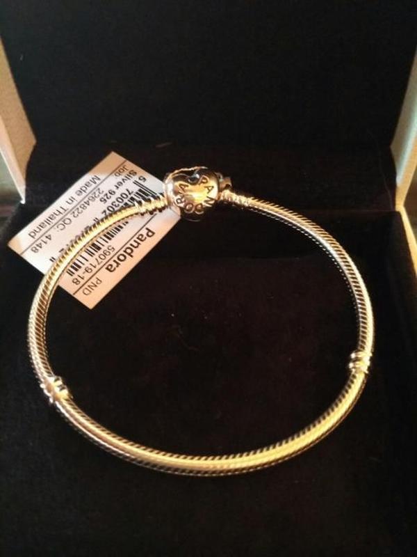 Pandora браслет сердце 590719 серебро 925 пандора оригинал цена