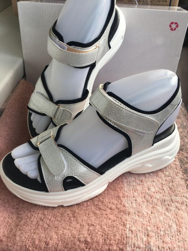 0ab0baf46 Спортивные босоножки на платформе, сандалии, цена - 449 грн ...