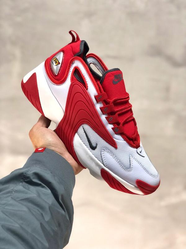 bb9a16f90 Шикарные мужские кроссовки nike zoom 2k white red Nike, цена - 1550 ...