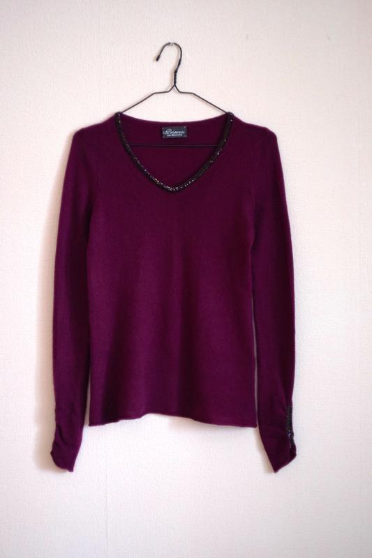 a8fbd0f6c13 Vip бренд princess goes hollywood оригинал кашемир шерсть кашемировый  пуловер1 ...