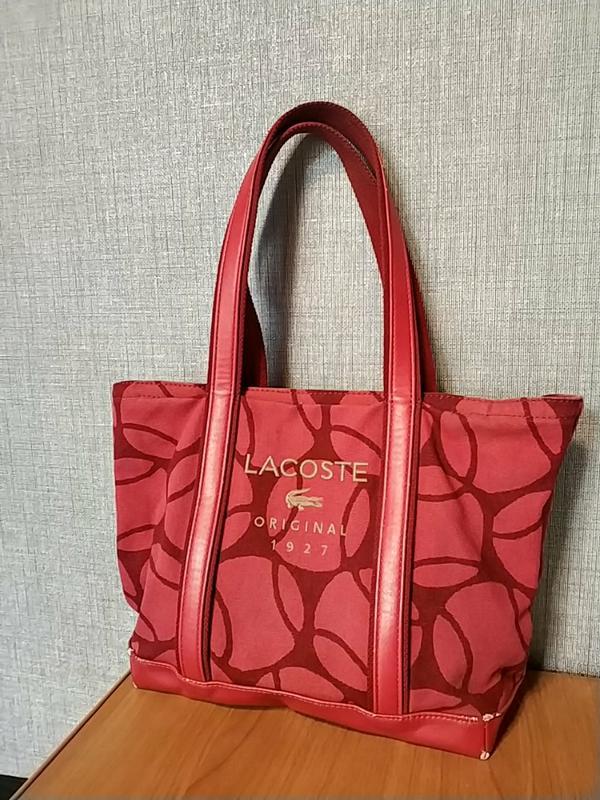 e694d116ee58 Сумка lacoste, цена - 100 грн, #21725167, купить по доступной цене ...
