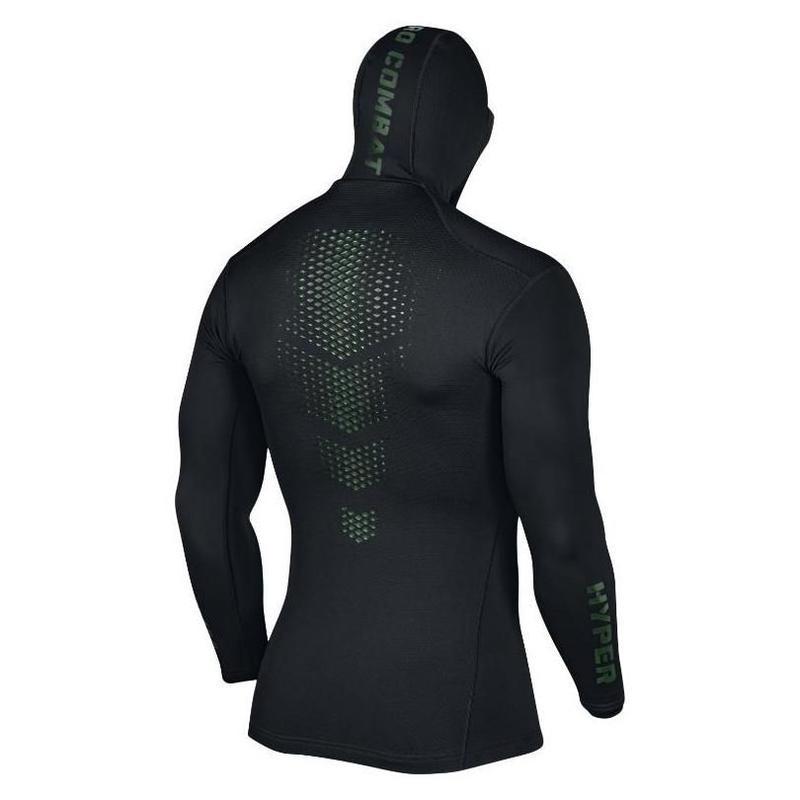 Al por menor Del Sur Confidencial  Рашгард nike pro combat hyperwarm dri-fit max shield+ herren hoodie Nike,  цена - 100 грн, #21804973, купить по доступной цене   Украина - Шафа