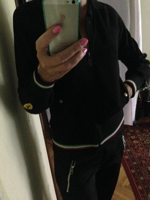 649b72046623 Трикотажная супер кофта - пиджак puma ferrari Puma Ferrari, цена ...