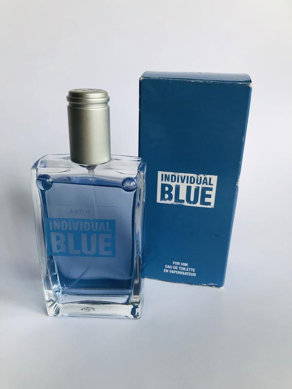 Individual blue щетка для волос эйвон