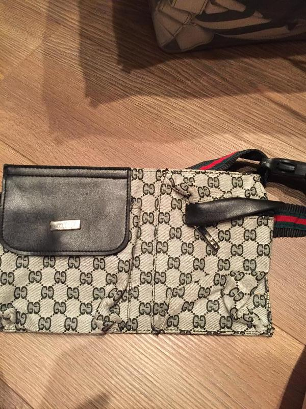 e89973f3faa4 Сумка на пояс gucci Gucci, цена - 400 грн, #2464300, купить по ...
