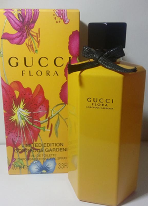 gucci flora gorgeous gardenia limited edition 2018 купить