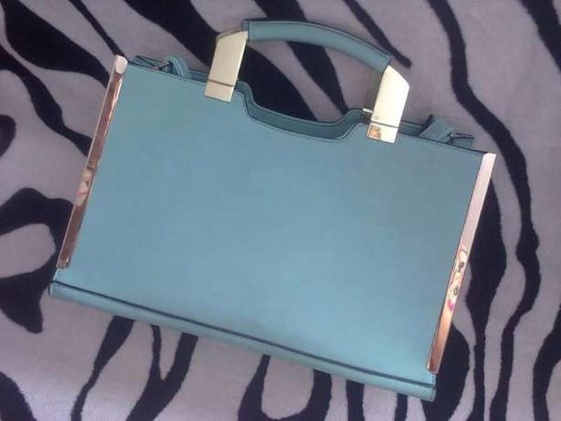 10aedd977dec Кожаная сумка фірмова tom&eva, цена - 900 грн, #2473738, купить по ...