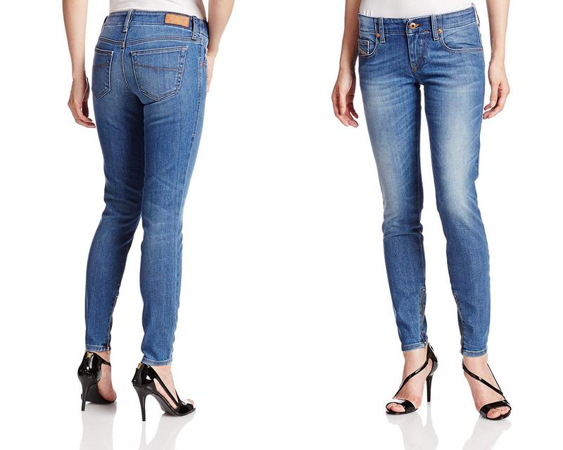 d8cfa7c2350 Diesel getlegg slim skinny джинсы женские оригинал (w28 l34) сост.идеал1 ...