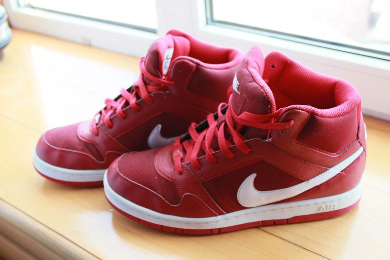 8b16f965654779 Топовые мужские красные кроссовки nike prestige 3 Nike, цена - 850 ...