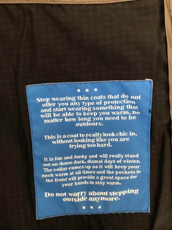 18a1f07c29095c Стильная куртка на зиму мех перо короткая mango Mango, цена - 850 ...