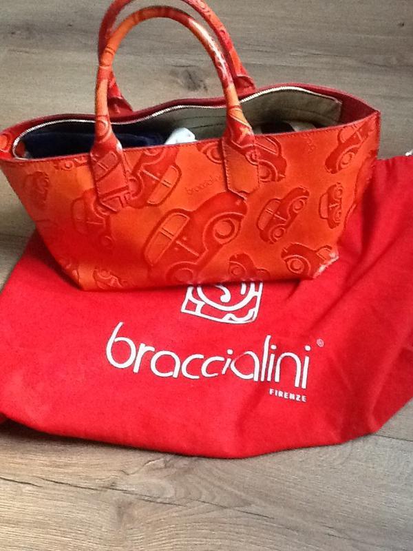 28ab5797c250 Суппер классная сумка braccialini. оригинал!, цена - 2400 грн ...