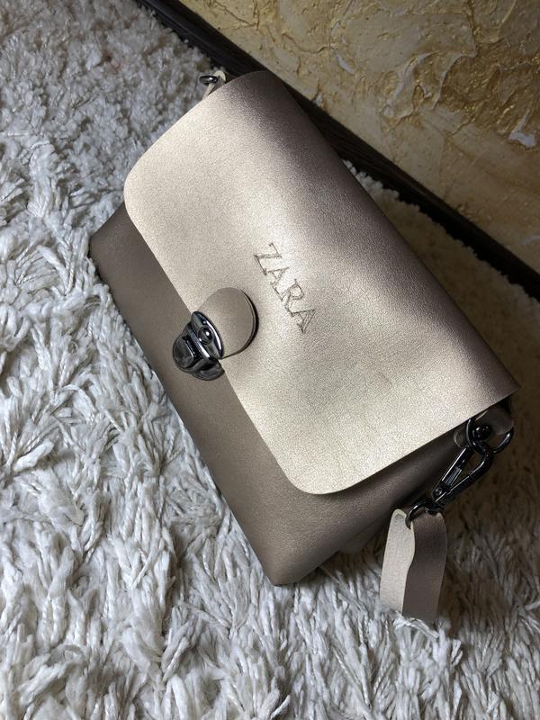 04550ad1ffbd Сумочка zara зара сумка кожа, цена - 550 грн, #22300477, купить по ...