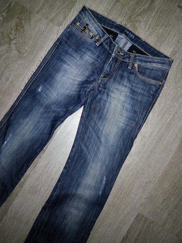 d454bdb5e1316 Брендовые итальянские стильные джинсы от prada,оригинал❤️1 фото ...