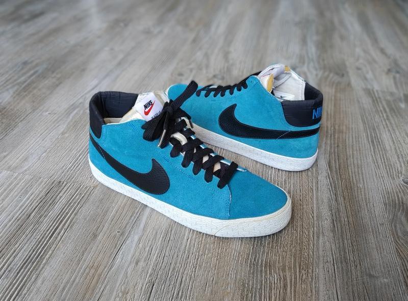 4351a54f Nike blazer mid lr кроссовки мужские обувь весна лето блейзеры dunk force  air1 фото ...